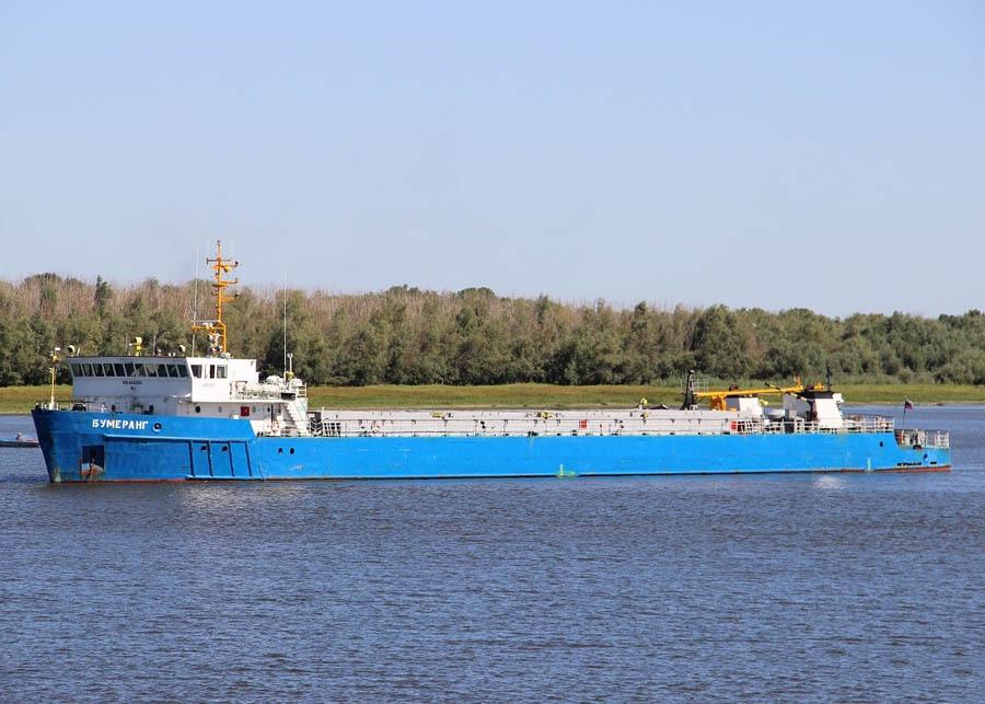 Универсальное грузовое судно BUMERANG (2000т)