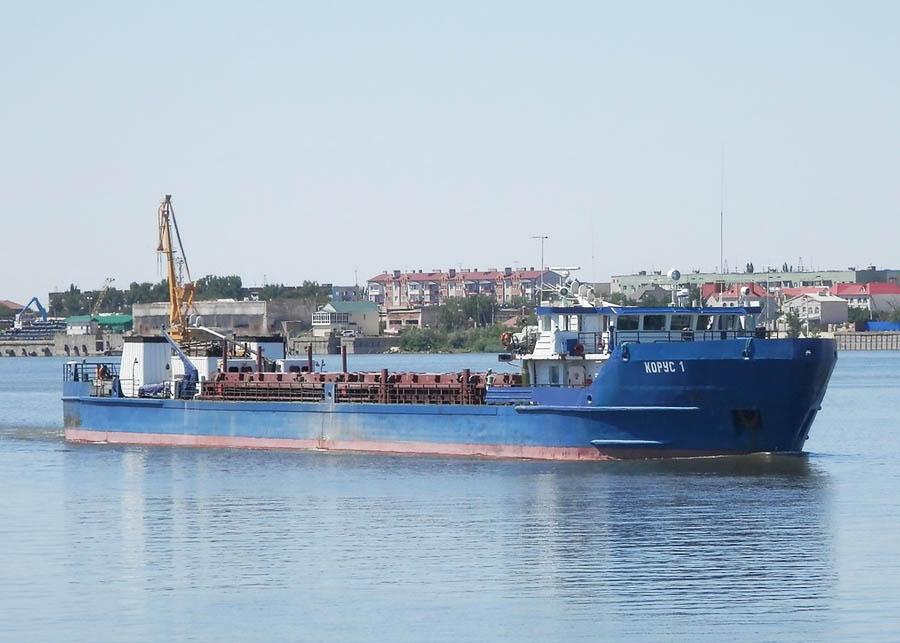 Универсальное грузовое судно Корус-1 (2000т)