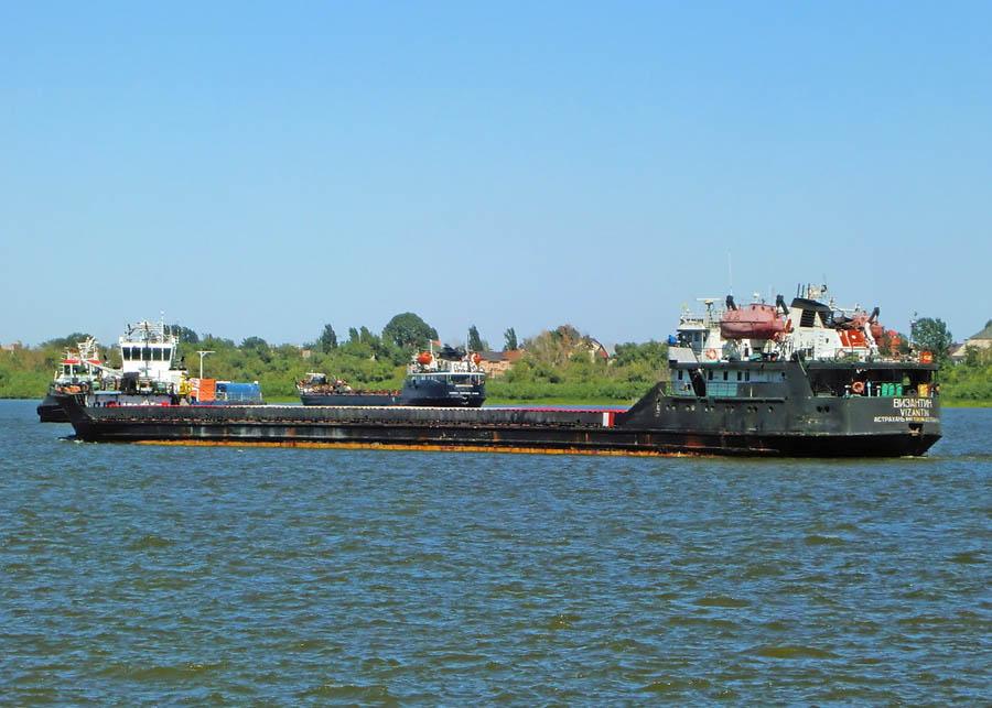 Универсальное грузовое судно Византин (3000т)