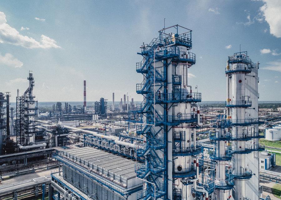 Туркменбашинский комплекс нефтеперерабатывающих заводов