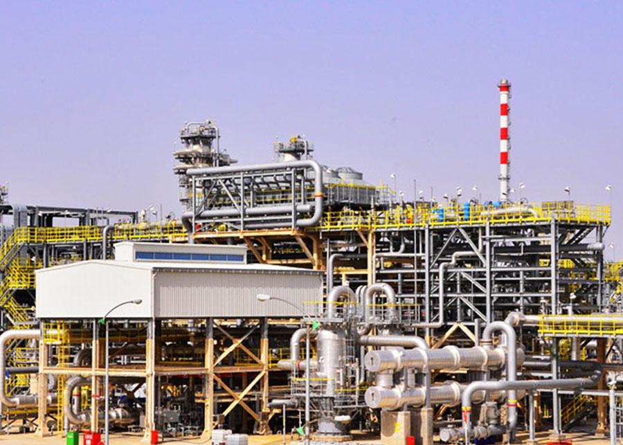 Киянлинский завод полимеров в Туркменистане